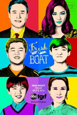 Fresh Off the Boat - 5ª Temporada Legendada Séries Torrent Download capa