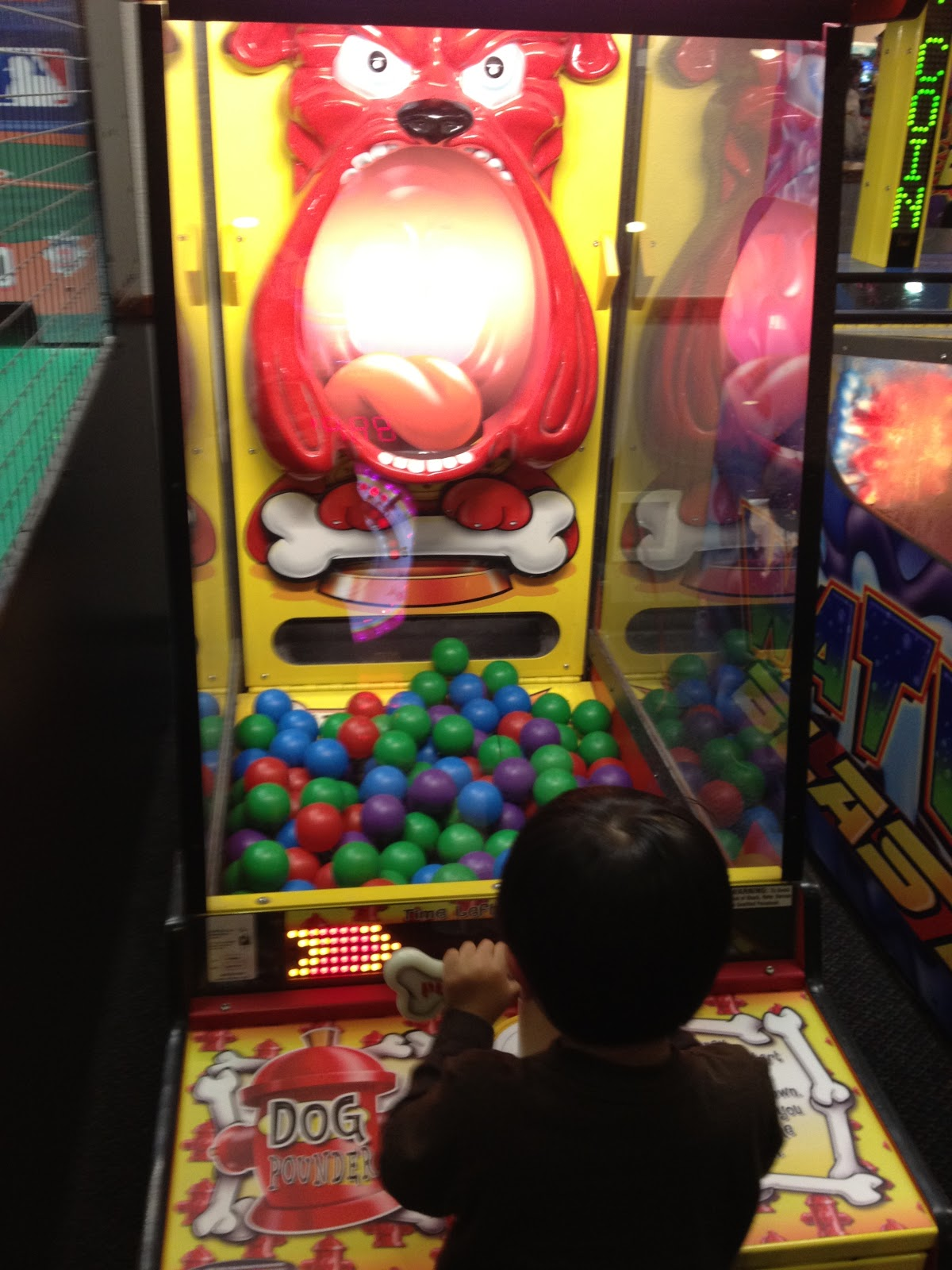 Monster Truck Dog >> Loves Amazing Journey: Isaiah's First Trip to Chuck E Cheese's