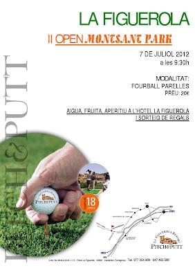 Open Montsant Park al P&P La figuerola