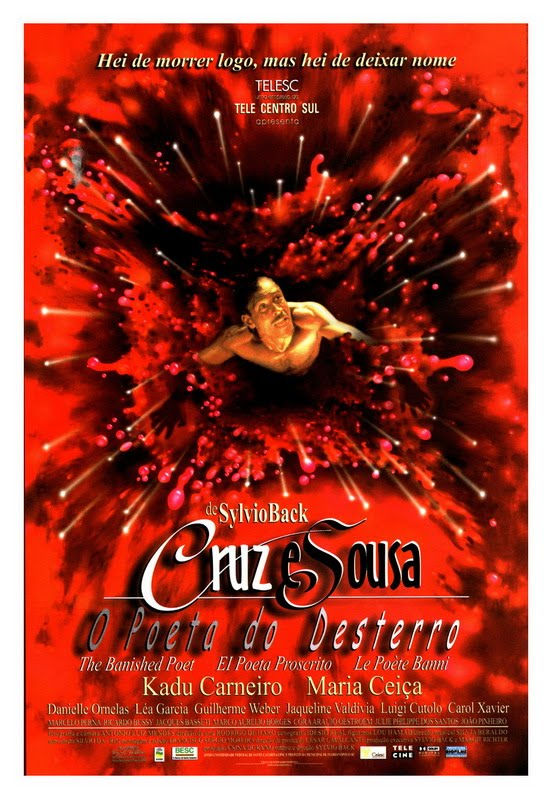 Cruz e Sousa - O Poeta do Desterro movie