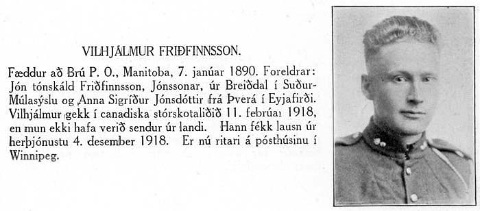 Fridfinnsson ES