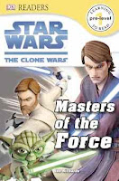 bookcover of Masters Of The Force  (Clone Wars)   by Jon Richards
