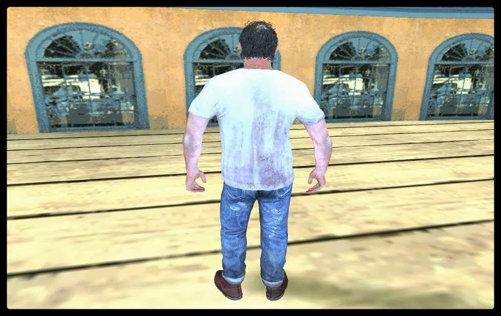 GTA SA - Skin Do Trevor Convertido Do GTA 5