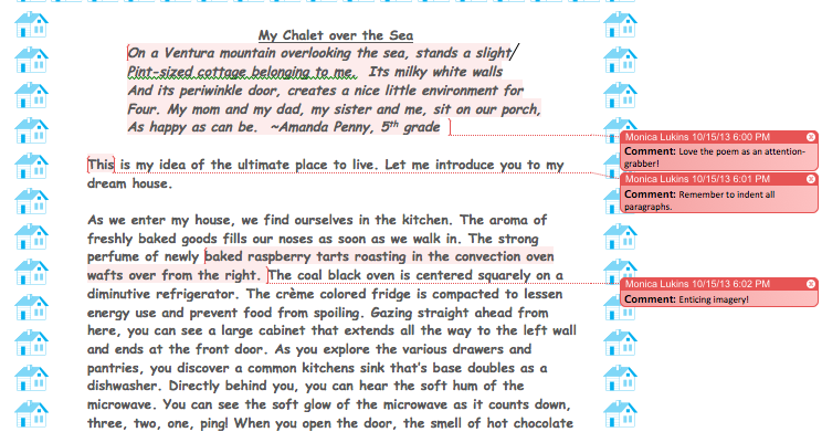 This is a descriptive essay about my house Essay Sample