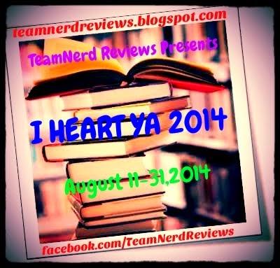 I HEART YA Month 2014! (AUGUST 11-31, 2014)