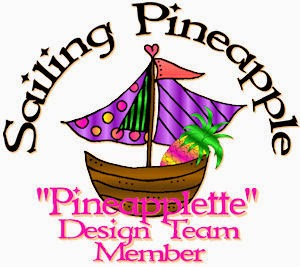 Sailing Pineapple DT