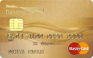 kartu kredit danamon gold mastercard