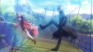 Kick anime