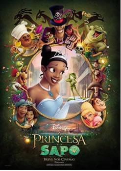 A Princesa E O Sapo   Dual Áudio + Legenda