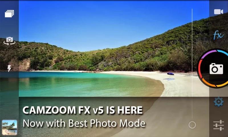 Camera ZOOM FX v5.0.8