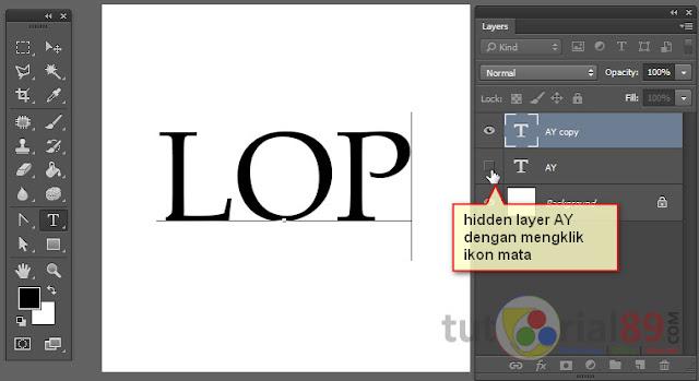Cara mudah membuat DP BBM bergerak di photoshop