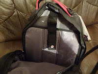 Wenger backpack laptop compartment