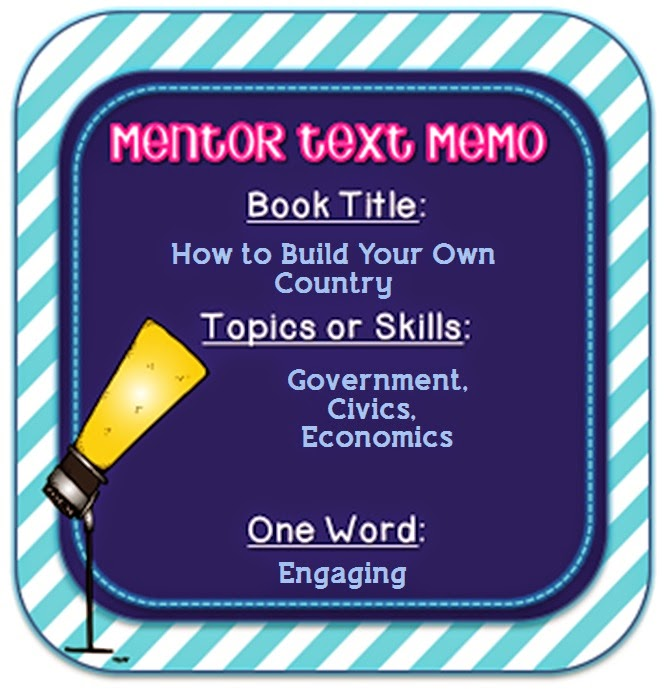 An Apple For The Teacher: Must Read Mentor Text - How To Build ...