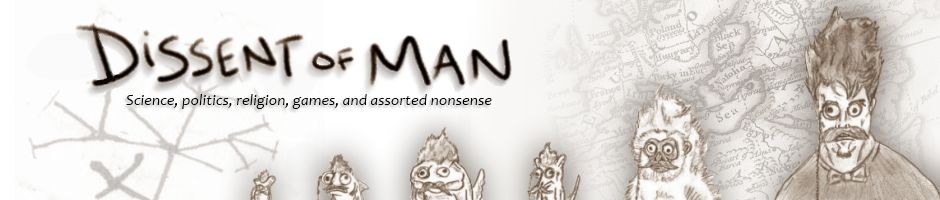 Dissent of Man
