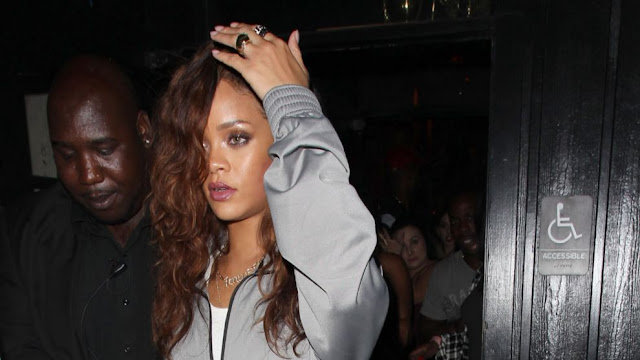 Incidente del guardaespaldas de Rihanna con los paparazzi