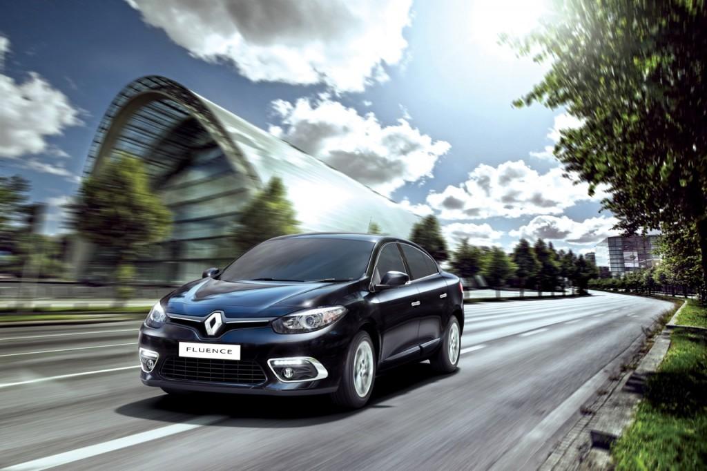 Novo Renault Fluence 2015