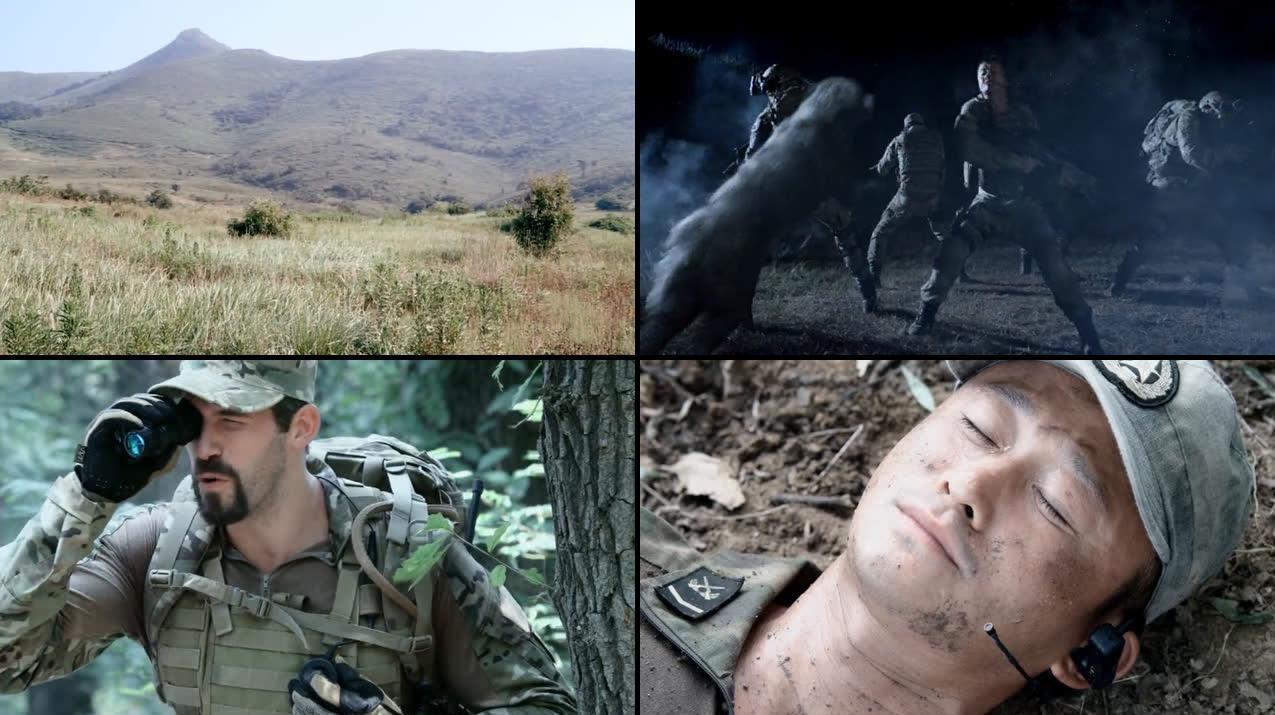 Wolf Warrior (2015) 720p BluRay x264 600MB