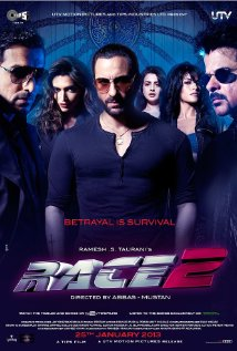 Race 2 (2012) BluRay 720p x264 1GB