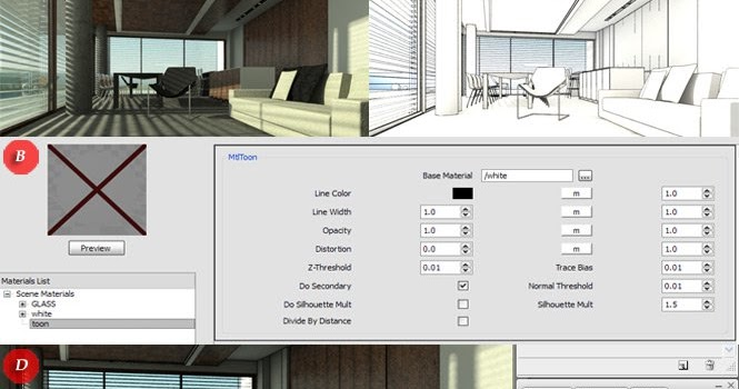how to add materials to sketchup