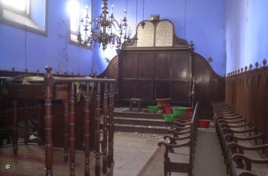 Sinagoga de Ponta Delgada reabre em abril transformada em museu