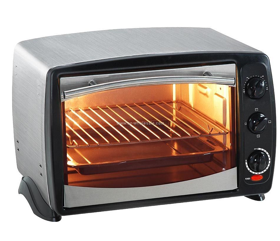 Mini Conveyor Toaster ~ Oven toaster with all in one
