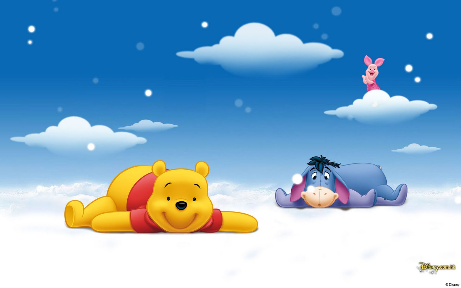 Banco de im genes 25 im genes de disney winnie pooh for Wallpapers animados hd