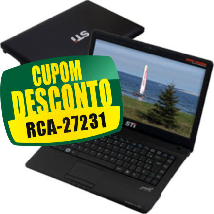 Cupom Efácil - Notebook IS1422 Semp Toshiba