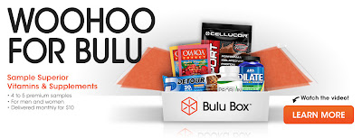 Bulu Box, Vitamins, Supplements, Nutrition, Fitness, Subscription Boxes