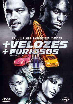 Velozes e Furiosos 2 - +Velozes +Furiosos Filmes Torrent Download capa