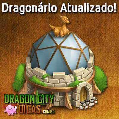 Dragonário Atualizado - Dragon City