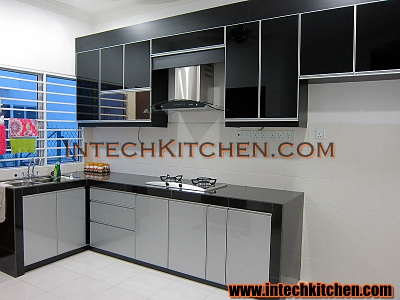 Intech Kitchen Sdn Bhd Our New 4g Door Series For Kitchen Cabinet