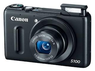 Cãmera Digital Canon PowerShot S100