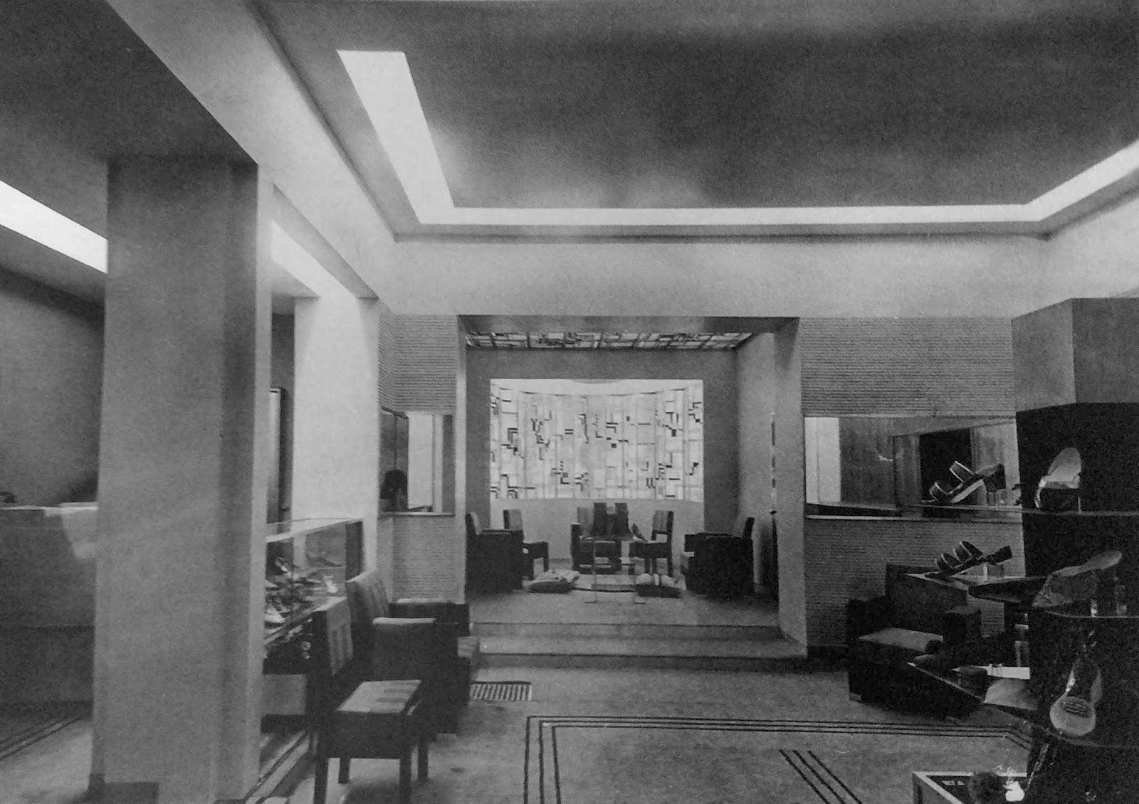 Le blog des amis de la villa cavrois uvre for Interieur 1930