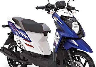 gambar New Yamaha X-Ride