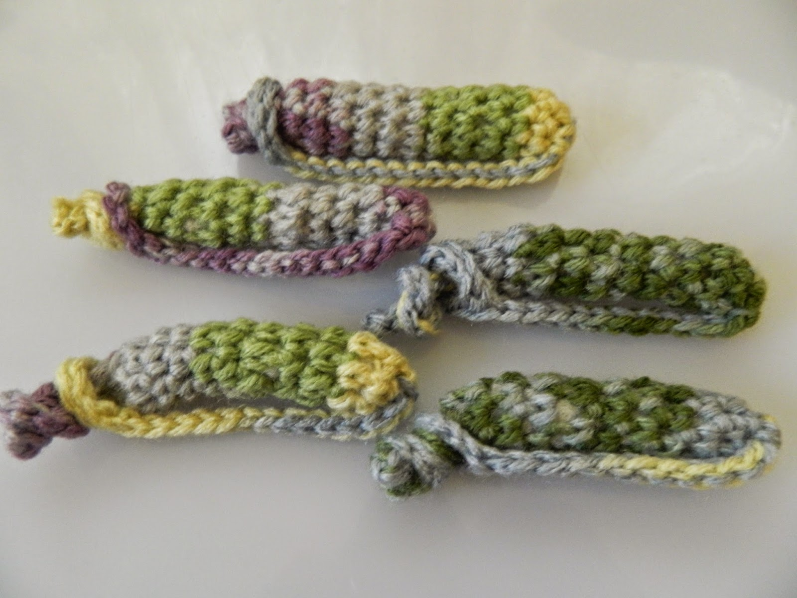 Crochet Hair Rollers : ... of the Great Smoky Mountains: Hair Curlers to Crochet, Free Pattern