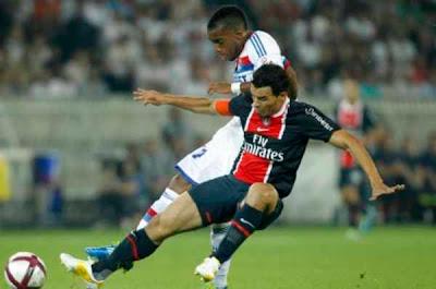 PSG 2 - 0 Lyon