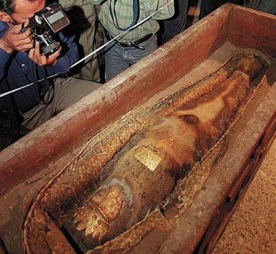 Mayat-mayat paling aneh dan misterius di dunia
