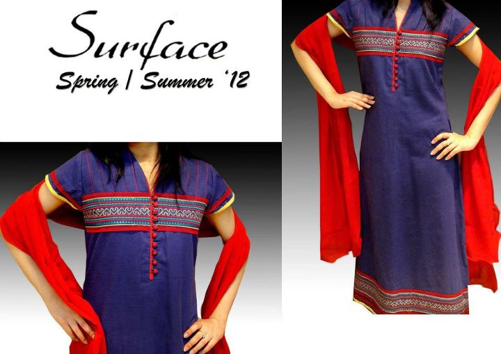 Spring Summer Dresses 2012 Collection
