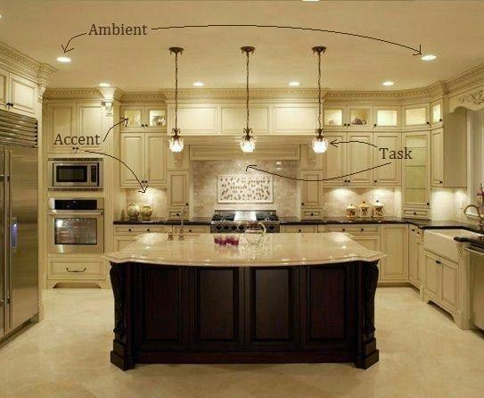 kitchen design let there be light rh cabinets4uonline com Kitchen Island Lighting Pendant Lights outdoor kitchen accent lighting