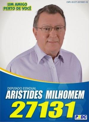 Aristides Milhomem - 27131