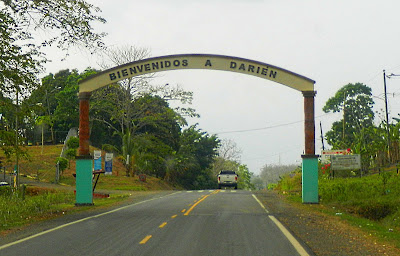 Darien Entrance