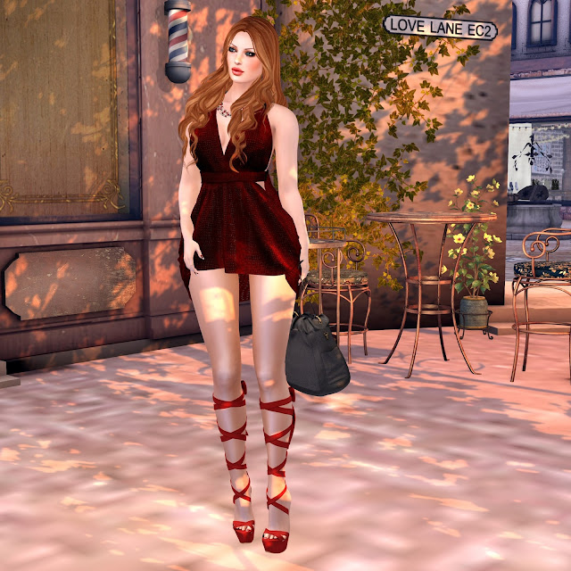 lushish catz lena dress