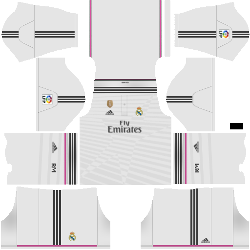 Image 2015 Real Madrid 512x512 Kits Download