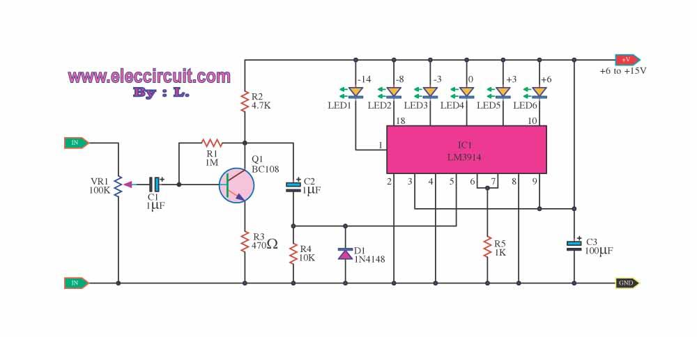 VuTower Vu Meter  Световые эффекты и LED  Форум по