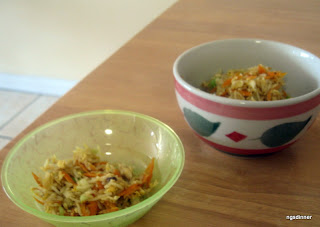 Egg Fried Rice with veggies by ng @ What's for Dinner?