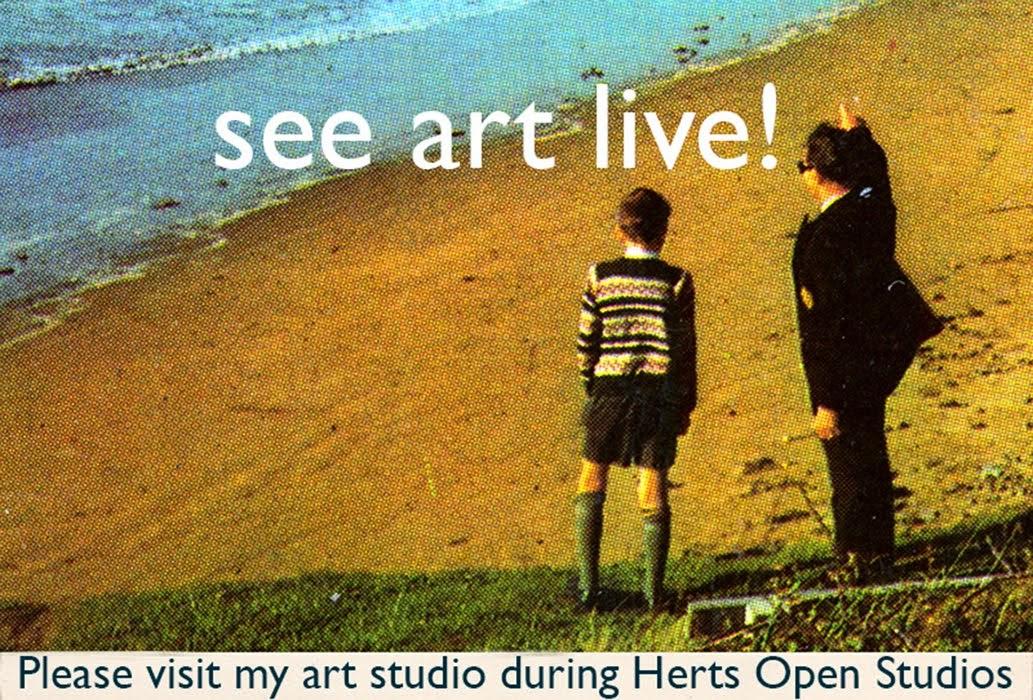 Herts Open Studios 2014