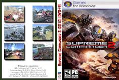 Supreme Commander 2 (1DVD RM10)