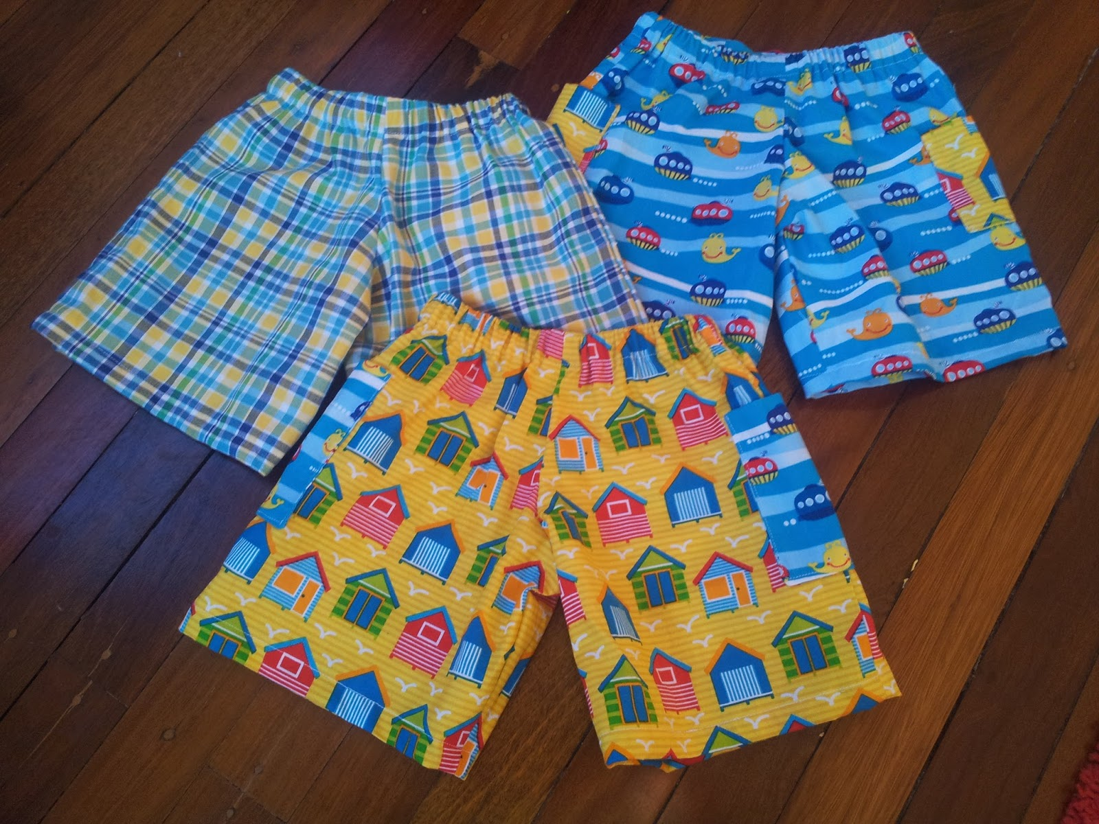 Handmade 9-12 Months Shorts Baby Clothes, Shoes & Accessories