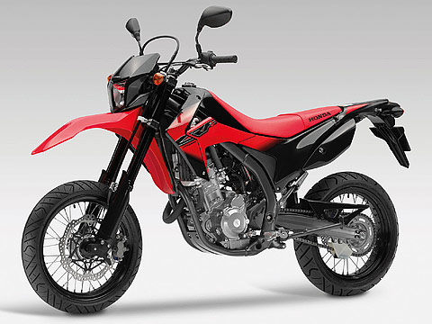 Gambar Motor 2014 Honda CRF250M, 480x360 pixels