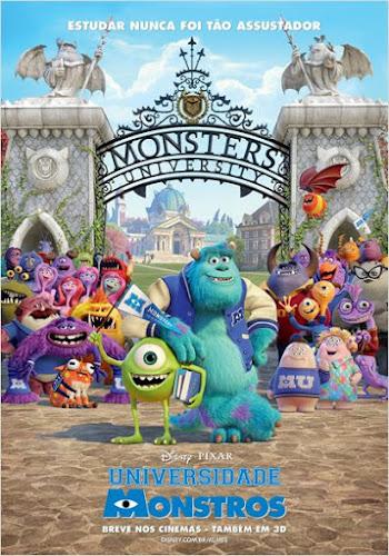 Universidade Monstros Online Dublado - Assistir Filme